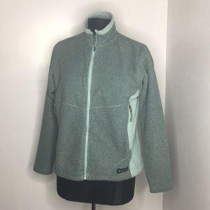 REI POLARTECH fill zip jacket